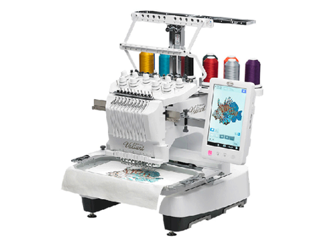 Leabu Sewing Center in Ann Arbor sells Baby Lock embroidery machines